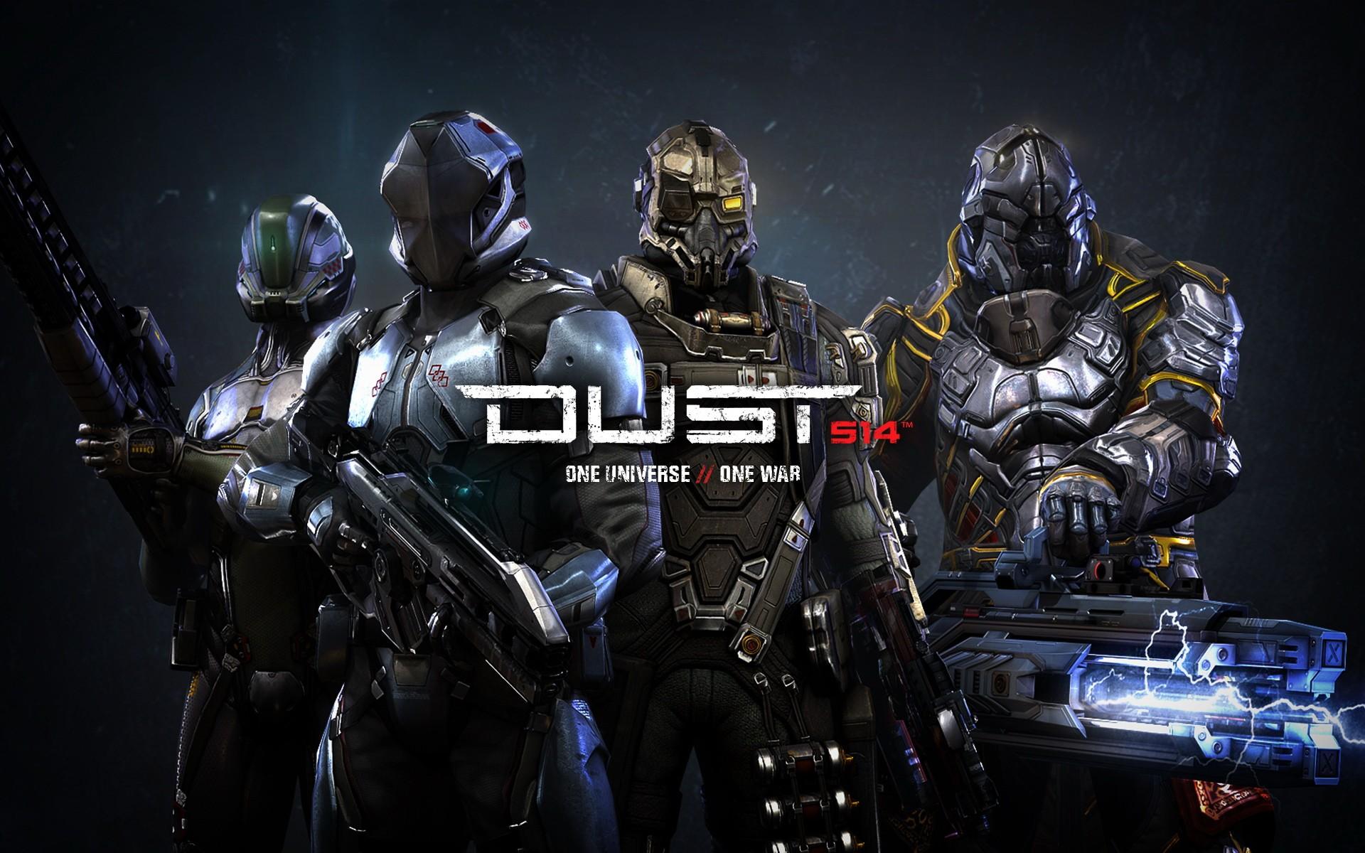 игра Dust 514 без смс