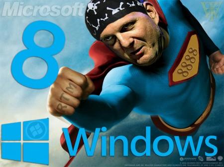 Windows 8 RTM отправлена в тираж