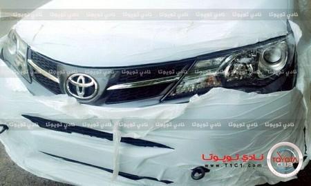Новая Toyota RAV4
