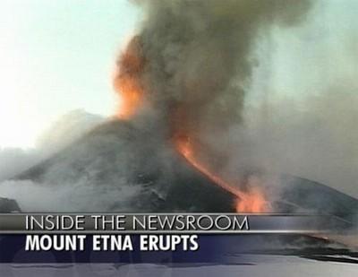 К зиме проснулись величайшие вулканы мира