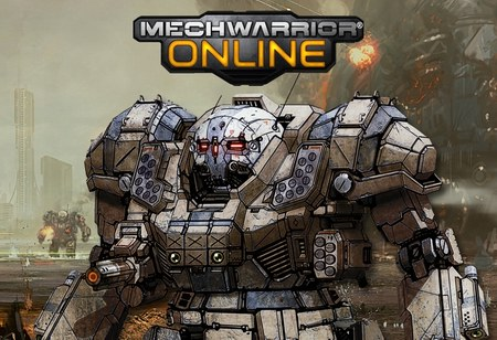VIP-игроков пустили в закрытую бету MechWarrior Online раньше срока