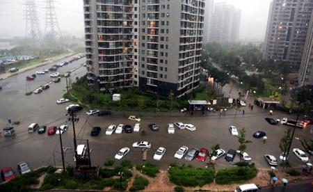 Азия под ударом стихии