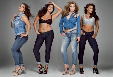 толстые модели