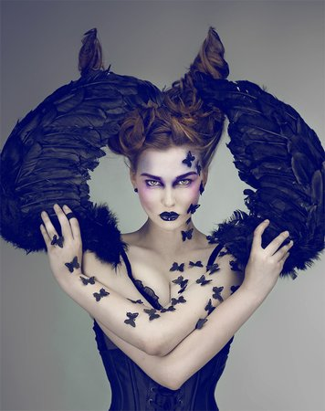 Natalie Shau (mist and powder)
