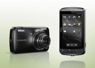 Появились изображения фотокамер Nikon под управлением ОС Android