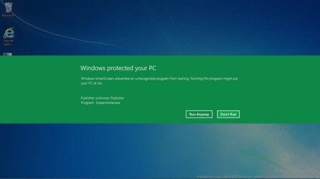 Win8 стучит в Microsoft