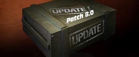 Обновление версии 0.8.0