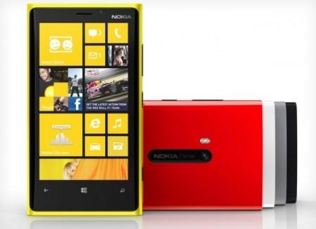 Новые Nokia Lumia 920 и Lumia 820 анонсированы