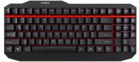 Zalman занялась выпуском клавиатур