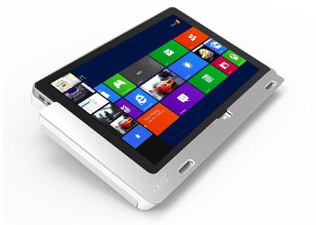 Acer предлагает гибридный планшет на базе процессора Atom