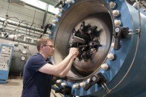 Исследователи начинают создание импульсного космического двигателя