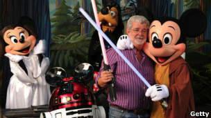 "Disney покупает ""Звездные войны"" у Джорджа Лукаса"