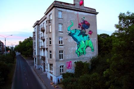 Przemek Blejzyk - рисунки и граффити
