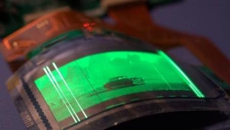 Samsung может начать выпуск устройств с гибкими дисплеями в 2013 году