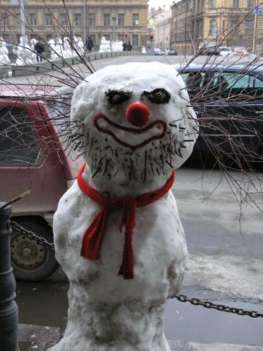 ну вот, конец зиме!
