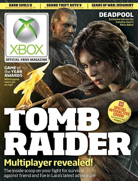 в новом Tomb Raider будет мультиплеер