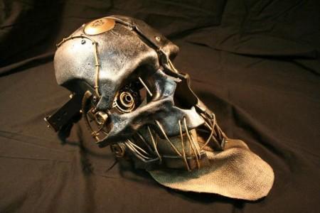 Поклонники Dishonored сделали точную копию маски Корво