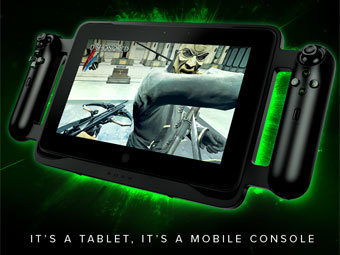 Razer Edge игровой планшет за 1к у.е.