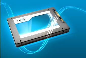 Производство SSD Crucial