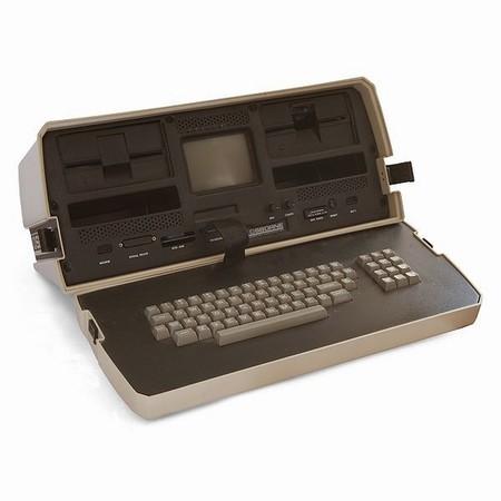 Как выглядел первый ноутбук