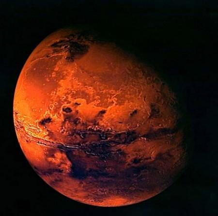 Есть ли ДНК на Красной планете?