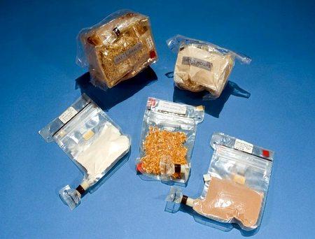 Чем питаются астронавты
