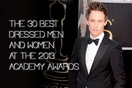 30 Best-Dressed Men and Women at the 2013 Academy Awards