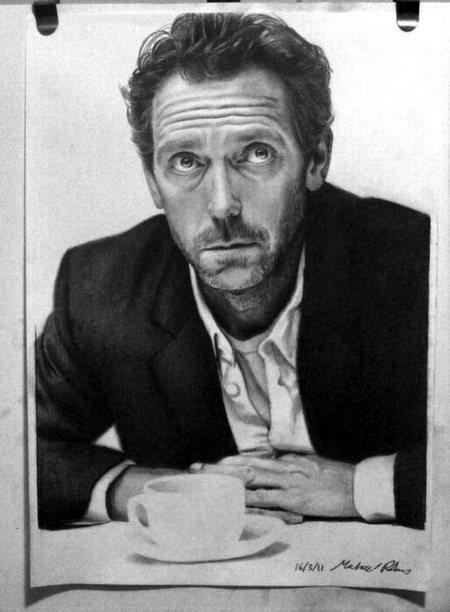 Невероятная техника рисования карандашом
