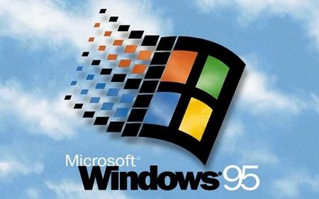 16 бит тому назад: Windows 95