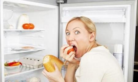 Веб камера в холодильнике