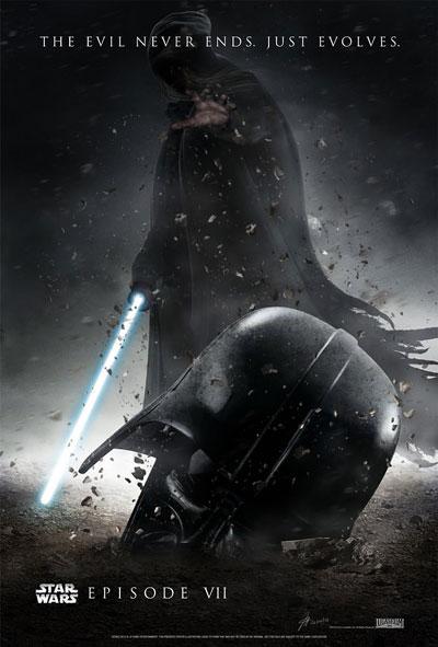Звёздные войны, эпизод VII - сценарий
