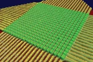 Объединение мемристоров и нанопроводников