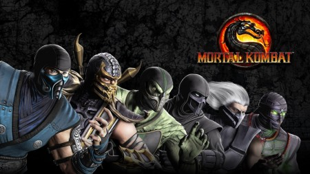 Mortal Kombat. Обои на рабочий стол