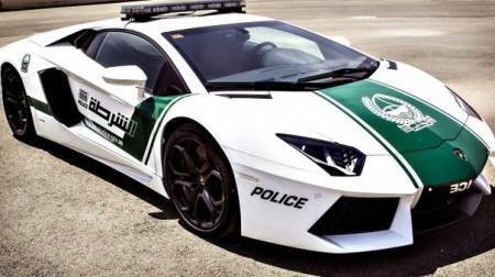 Полицию пересадят на Lamborghini