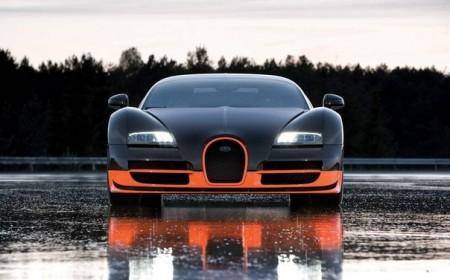 про Bugatti Veyron