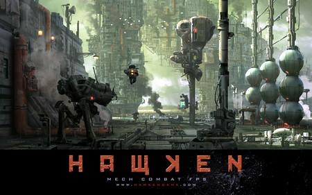 Благодаря APEX в Hawken появится разрушаемое окружение