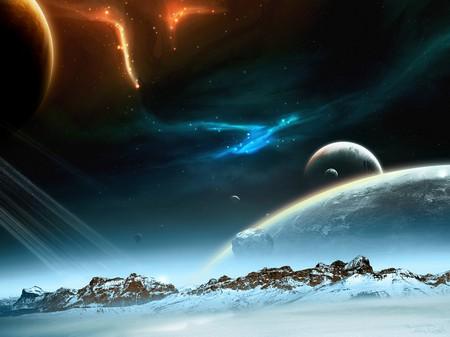 Wallpalerz - Space & Planets