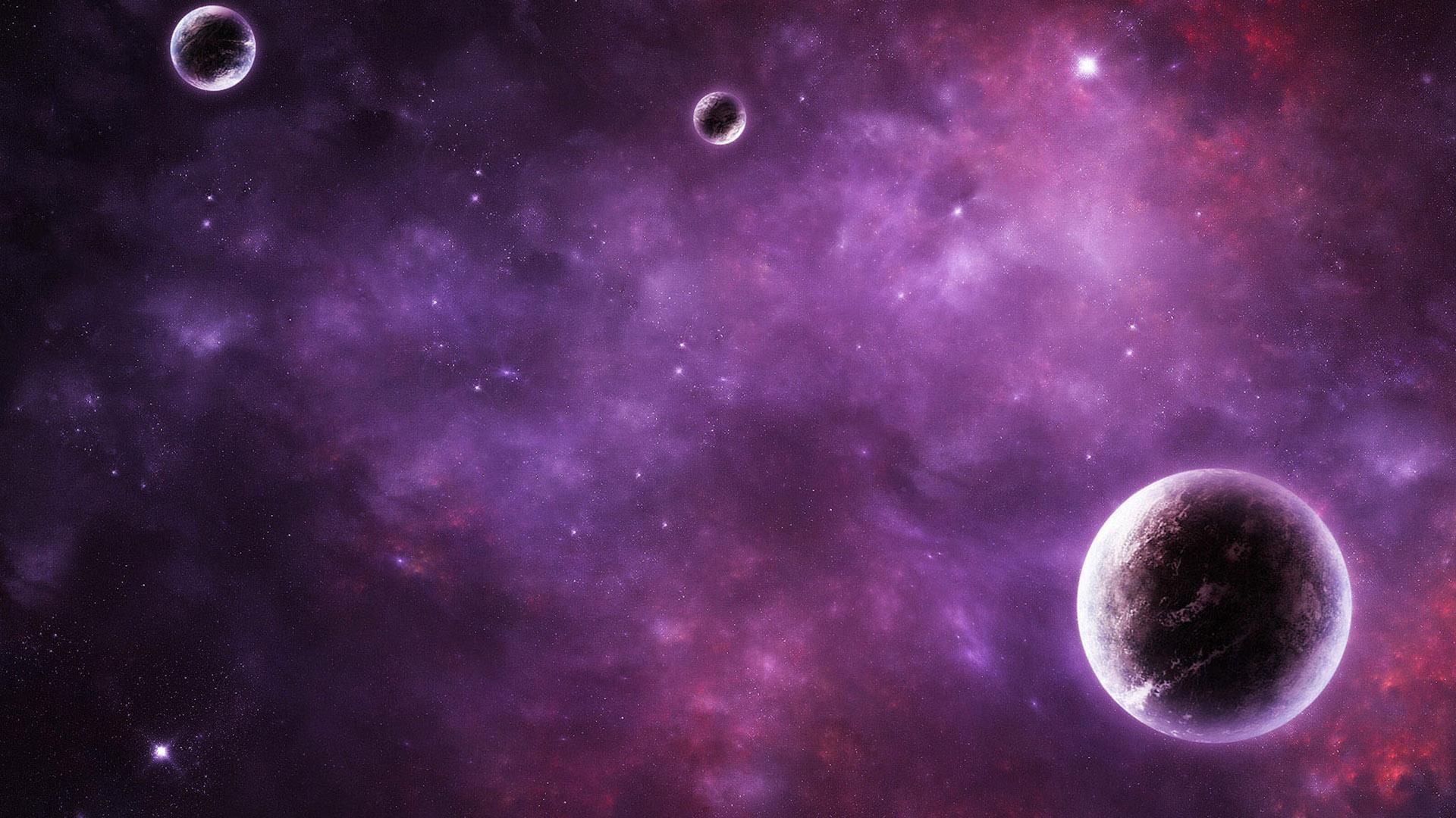 Обои туман космос звезды картинки на рабочий стол на тему Космос — скачать без регистрации