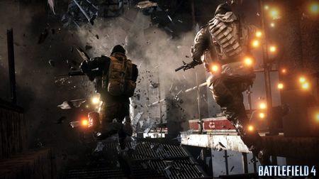 Battlefield 4 может выйти в последний день октября