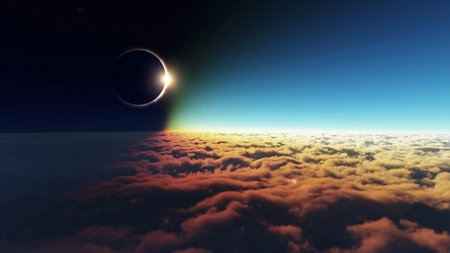 Кольцеобразное солнечное затмение 10 мая 2013 года