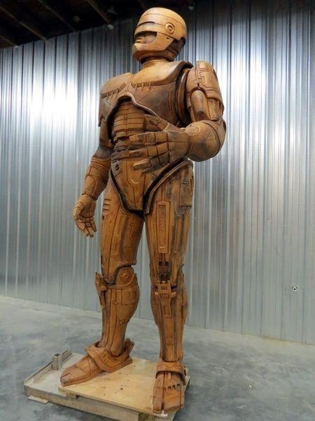 Статую Робокопа установят в Детройте