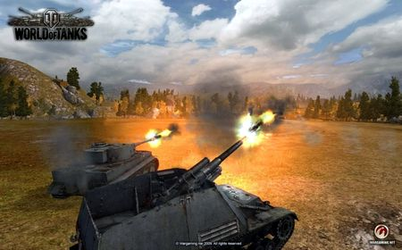 Обновление для World of Tanks порадует артиллеристов