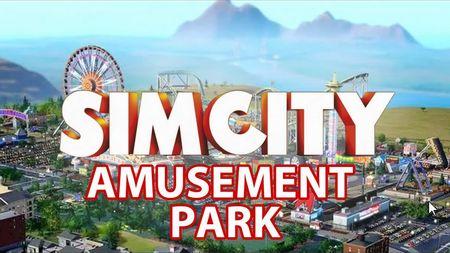 В SimCity появились парки аттракционов