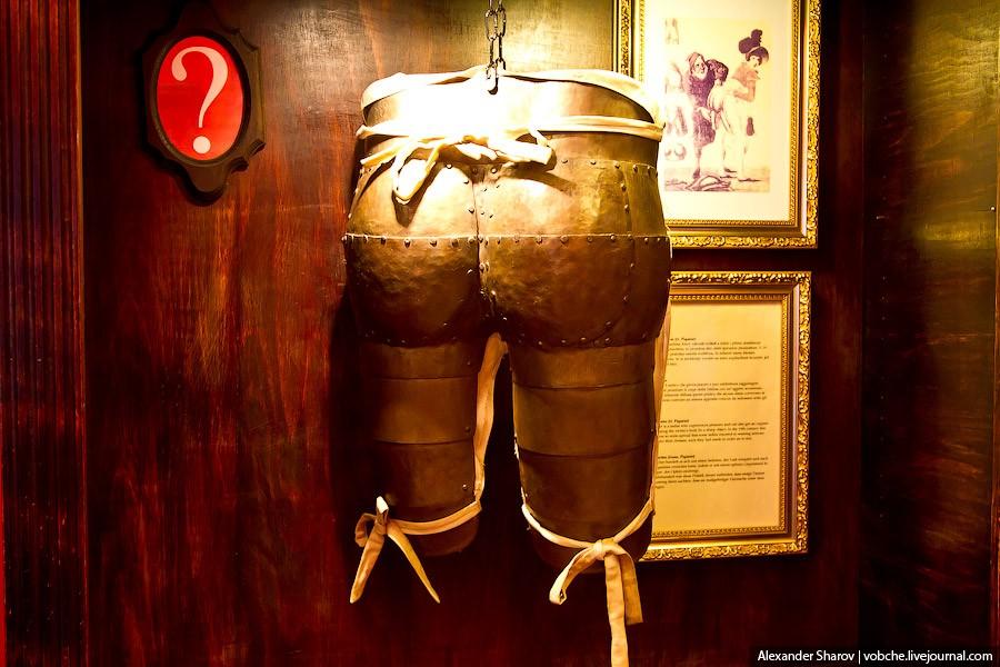фото сексмашин в музее