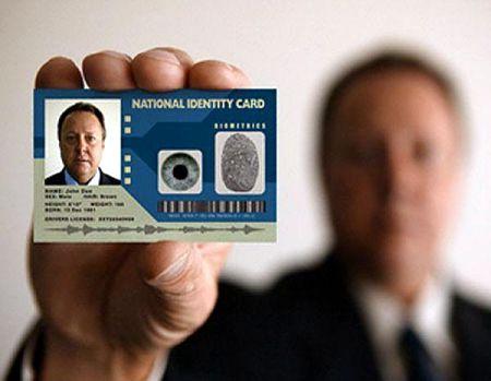 В России хотят ввести электронный паспорт
