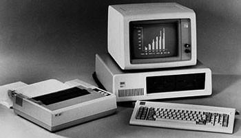 16 бит тому назад: IBM PC