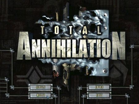 Wargaming.net выкупила права на Total Annihilation