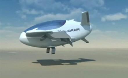 Во Франции создается «летающий автомобиль»