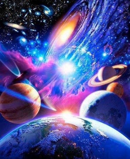 Цивилизация Веги предупредила землян об опасностях при переходе в новую реальность