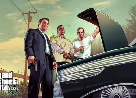GTA5 - самая дорогая игра